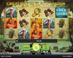 creaturefromtheblacklagoon-spelautomater-netent-ss