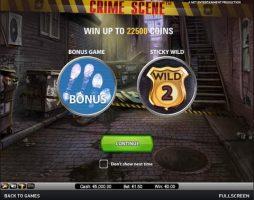 crimescene-spelautomater-netent-image