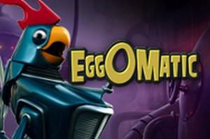 eggomatic spelautomater NetEnt
