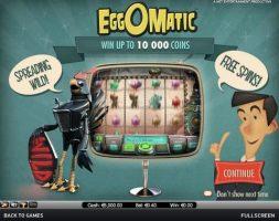 eggomatic-spelautomater-netent-ss