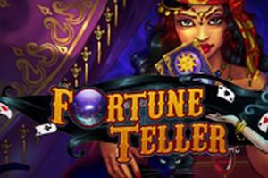 den online enarmade banditen Fortune Teller, NetEnt
