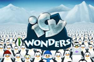 den online enarmade banditen Icy Wonders, NetEnt