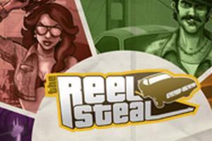 den online enarmade banditen Reel Steal, NetEnt