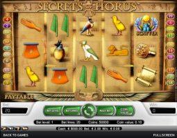 secretsofhorus-spelautomater-netent-ss