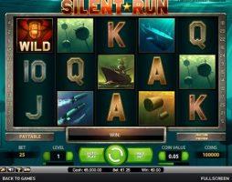 silentrun-spelautomater-netent-ss