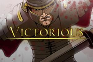 den online enarmade banditen Victorious, NetEnt