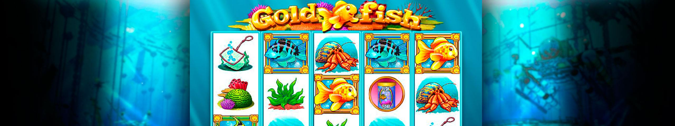 Goldfish spelautomater WMS (Williams Interactive)  wyrmspel.com