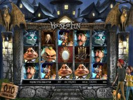 House of Fun Wyrmspel Spelautomater SS Betsoft
