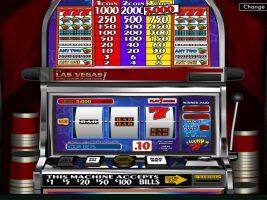 Lucky Seven Wyrmspel Spelautomater SS Betsoft