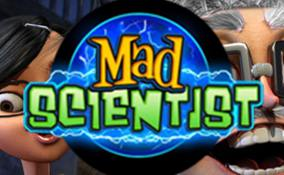 Mad Scientist spelautomater Betsoft  wyrmspel.com