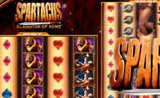 Spartacus WMS wyrmspel slider
