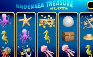 Undersea Treasure GSN wyrmspel slider