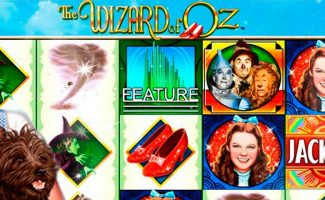 Wizard Of Oz Williams interactive wyrmspel slider