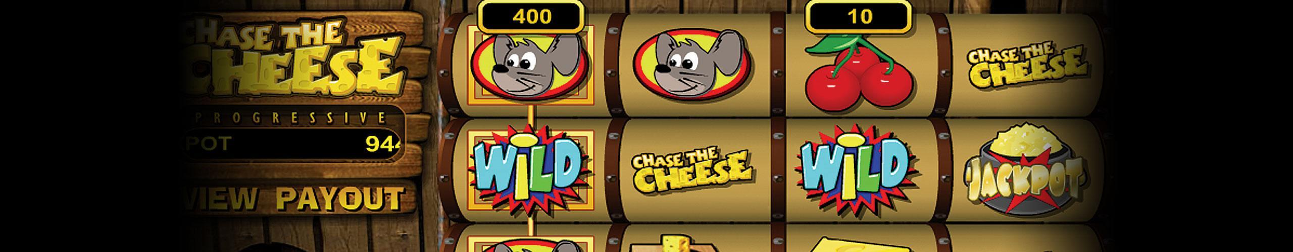 Chase the cheese™ Slot spel spela gratis i BetSoft Online Casinon