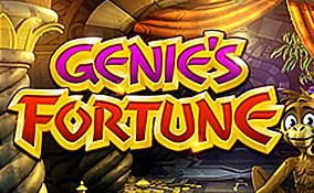 Genie's Fortune betsoft spelautomater thumbnail