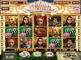 Mr. Vegas betsoft spelautomater screenshot