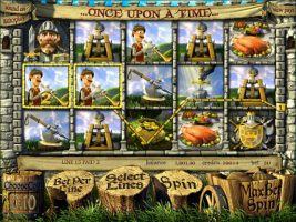 Once Upon A Time betsoft spelautomater screenshot