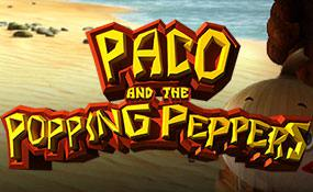Paco and the Popping Peppers spelautomater Betsoft  wyrmspel.com