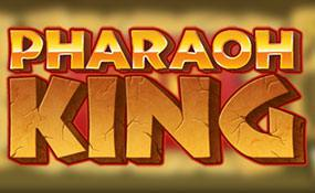 Pharaoh King betsoft spelautomater screenshot