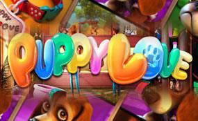 Puppy Love Plus betsoft spelautomater screenshot