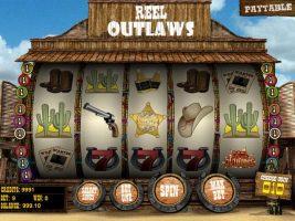 Reel OutlaRegular Games betsoft spelautomater screenshot