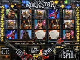 RockStar betsoft spelautomater screenshot