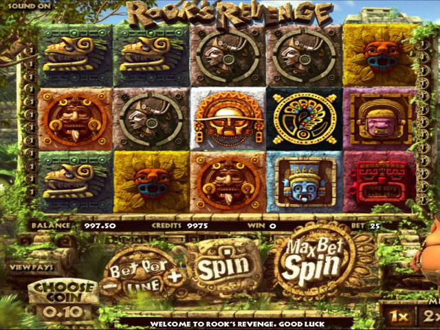 Rook's Revenge betsoft spelautomater slider