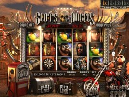 Slots Angels betsoft spelautomater screenshot