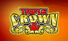 Triple Crown spelautomater Betsoft  wyrmspel.com