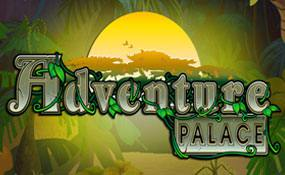 Adventure Palace Microgaming spelautomater thumbnail