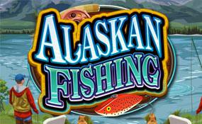 Alaskan Fishing Microgaming spelautomater thumbnail