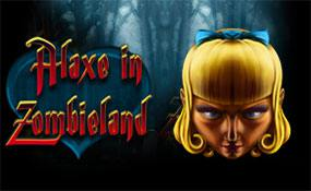Alaxe In Zombieland spelautomater Microgaming  wyrmspel.com