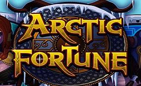 Arctic Fortune spelautomater Microgaming  wyrmspel.com