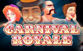 Carnival Royale Microgaming spelautomater thumbnail