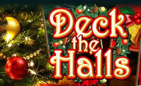 Deck The Halls Microgaming spelautomater thumbnail