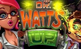 Dr Watts Up Microgaming spelautomater thumbnail