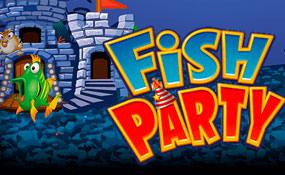 Fish Party spelautomater Microgaming  wyrmspel.com