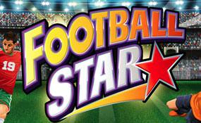 Football Star Microgaming spelautomater thumbnail
