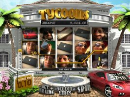 Tycoons Plus Betsoft spelautomater screenshot