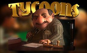Tycoons Plus spelautomater Betsoft  wyrmspel.com