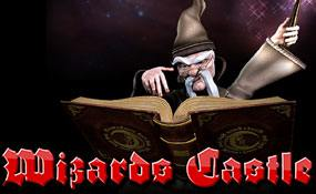 Wizards Castle Betsoft spelautomater thumbnail