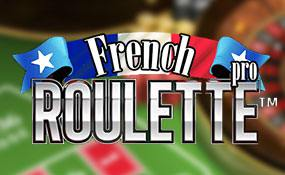 NetEnt French Roulette Pro Wyrmspel Thumbnail