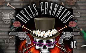 Hells Grannies spelautomater Microgaming  wyrmspel.com
