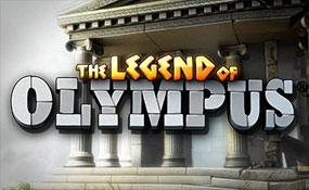 Legend Of Olympus microgaming spelautomater thumbnail