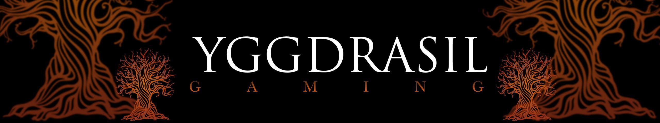 Läs mer om Yggdrasil Gaming slider - wyrmspel.com