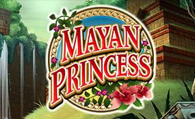 Mayan Princess spelautomater Microgaming  wyrmspel.com