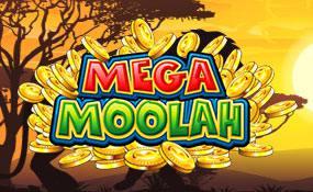 Mega Moolah Microgaming spelautomater thumbnail