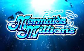 Mermaids Millions spelautomater Microgaming  wyrmspel.com