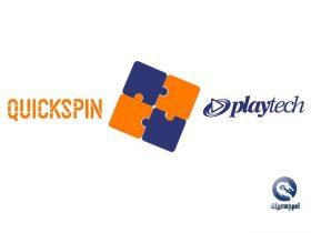 Playtech köper upp Quickspin