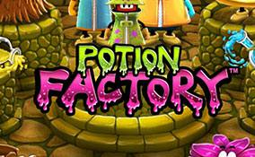 Potion Factory Microgaming spelautomater thumbnail
